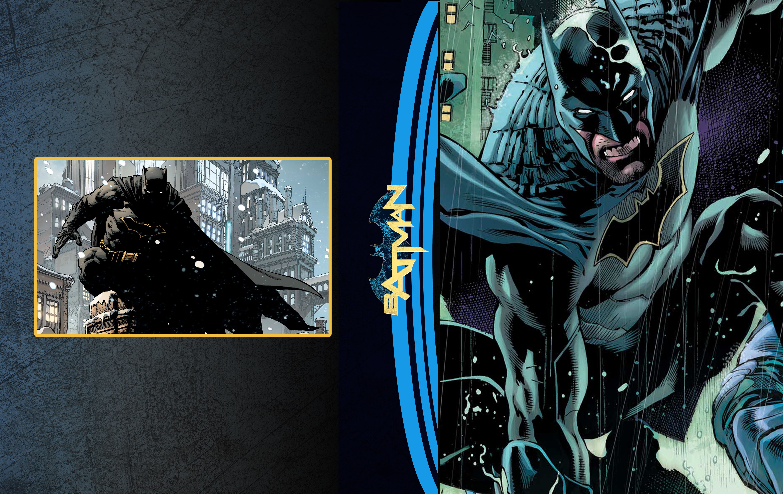 Batman Renacimiento