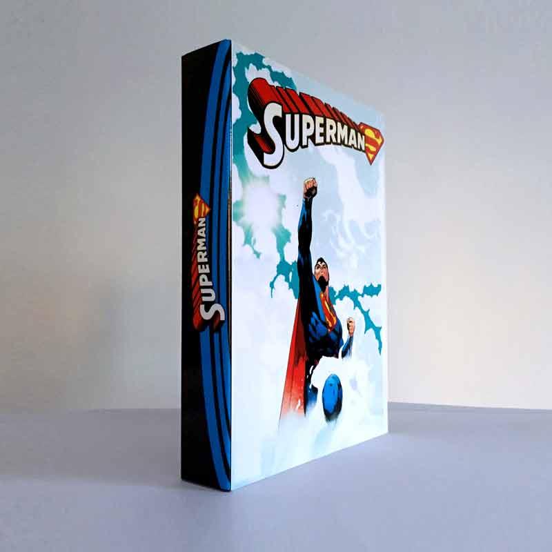 Superman renacimiento 2