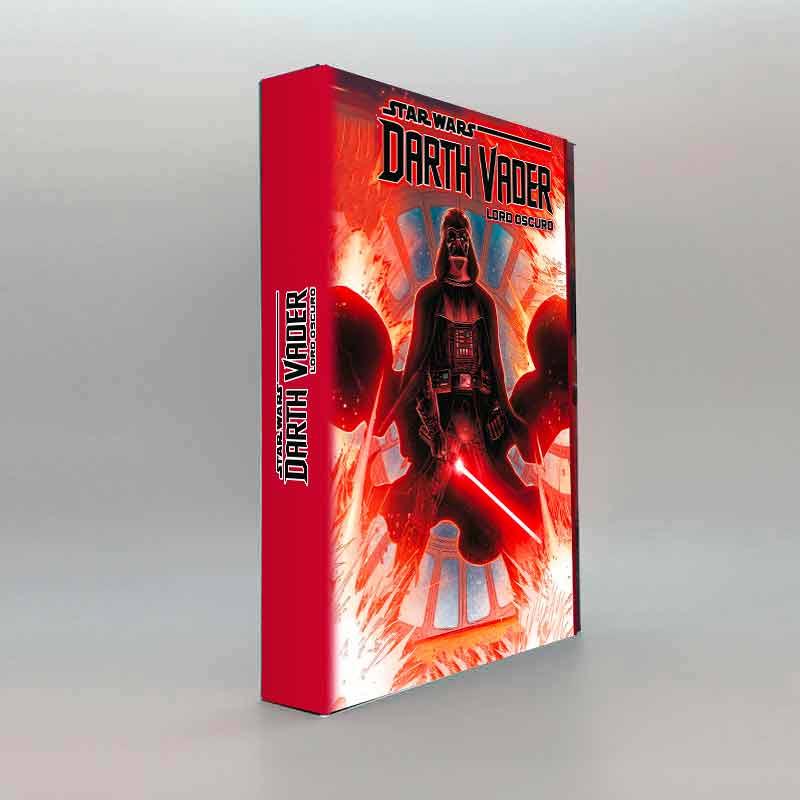 Darth Vader 1, Star Wars, grapabox, cajas para comics