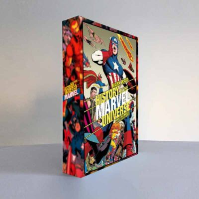 Historias U. Marvel