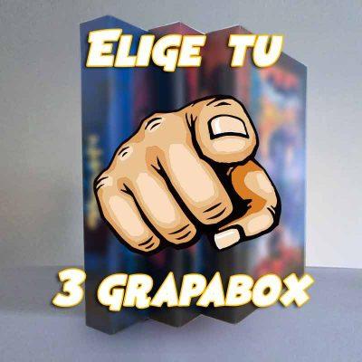 oferta 3 grapabox